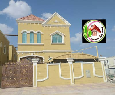 5 Bedroom Villa for Sale in Al Mowaihat, Ajman - Freehold villa for sale for all nationalities with reasonable price and large building area