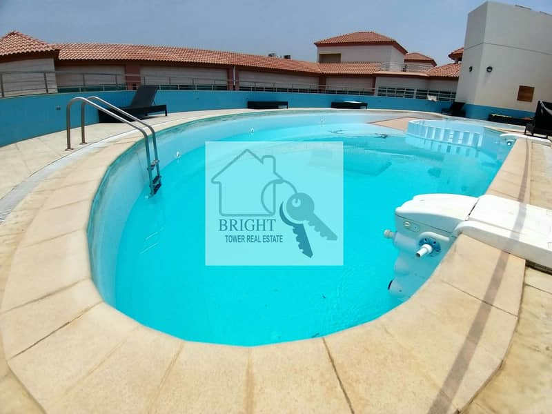 Specious 2Bhk 3Bhk Apartments W/D Free Pool & Gym In Muwaiji 38K in 4-6 Payments