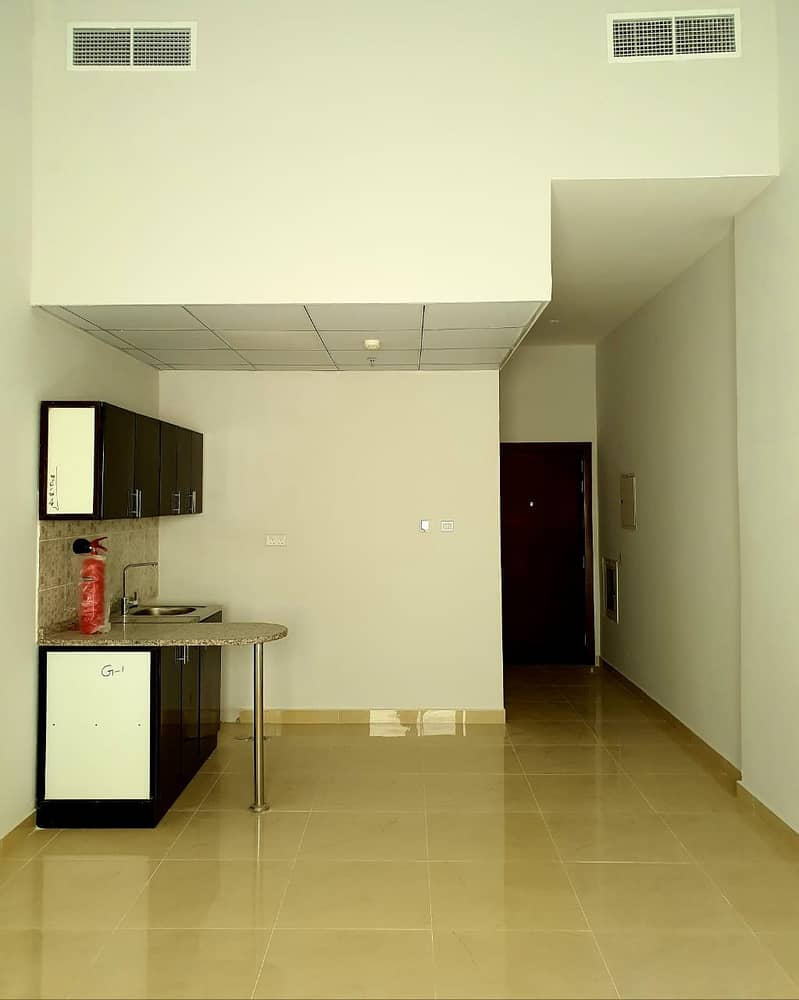 Studio available for rent in Al Rawdha Ajman