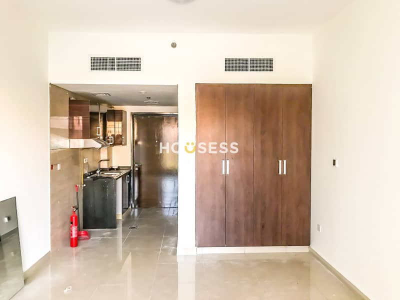Amazing Studio | Ready to move in | Unfurnished