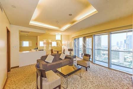1 BR Apt in Address Dubai Mall Burj View