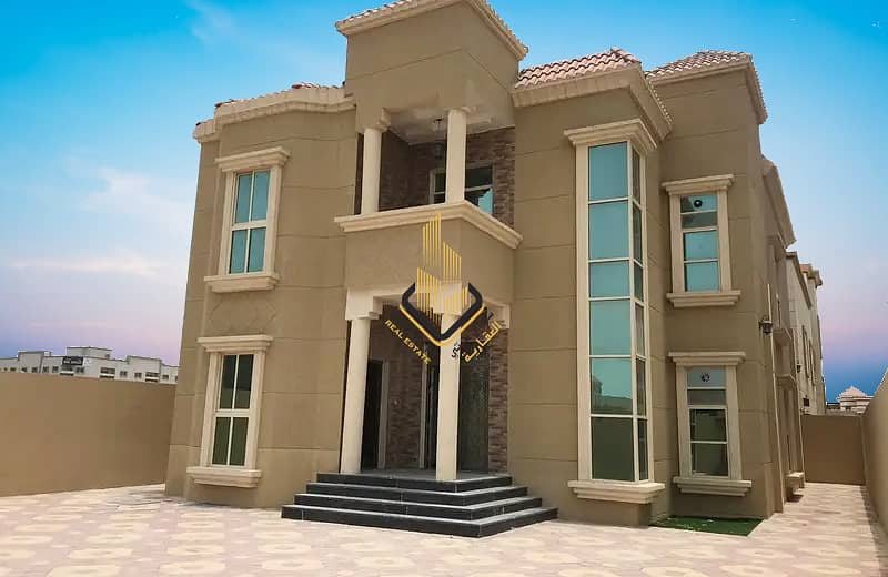 An elegant villa with luxurious finishing for sale at an attractive price