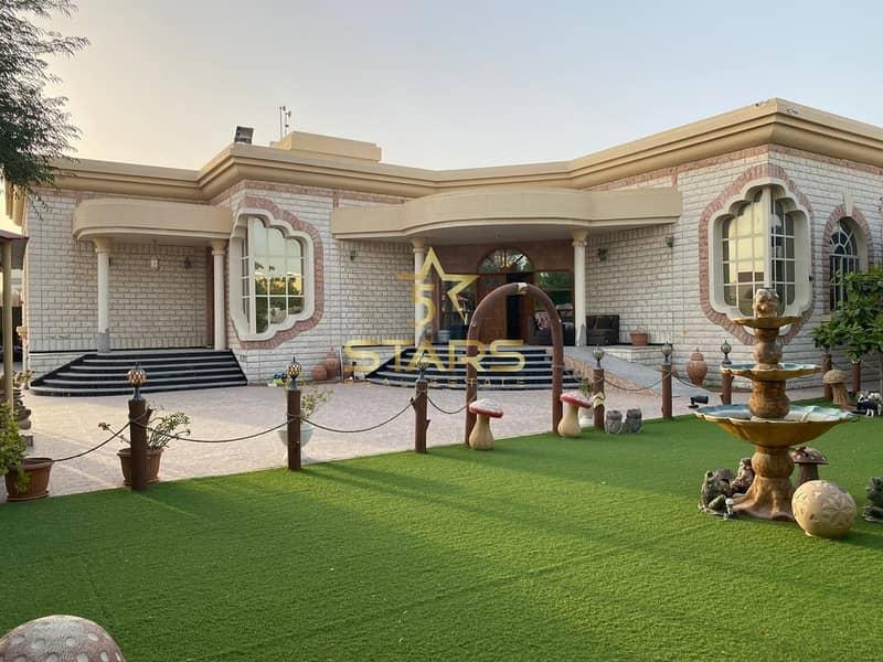 Villa For Sale   5 Bedroom   Private Garden