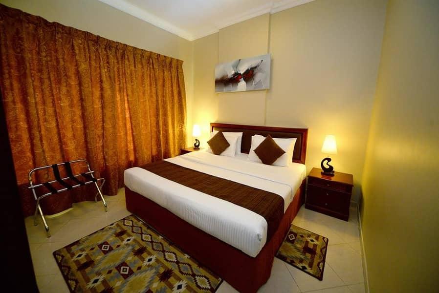2 Family Hotel Apartments in Al Khan Sharjah