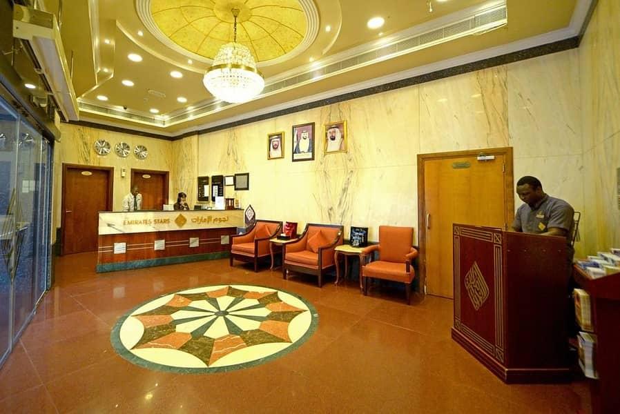 10 Family Hotel Apartments in Al Khan Sharjah