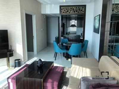 1 Bedroom Flat for Rent in Downtown Dubai, Dubai - Brand New | High Floor| Fully Furnished