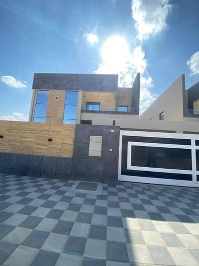 5 Bedroom Villa for Sale in Al Rawda, Ajman - Modern Design Brand New 5-Bedroom Villa for Sale   Spacious and luxury   5 master rooms   Main road in Al Rawda Ajman
