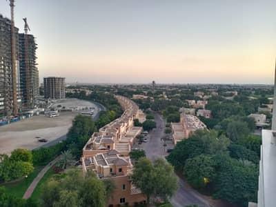 شقة 1 غرفة نوم للايجار في مدينة دبي الرياضية، دبي - سامي للشقق المفروشة   Ac مجاني   1 نوم كبيره   إغلاق المطبخ