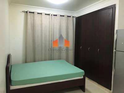 Studio for Rent in Al Karama, Dubai - Fully Furnished| Maintenance free| 1 cheque| Near metro.