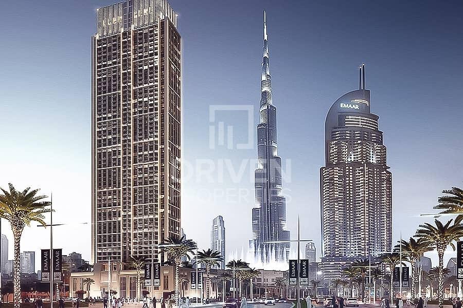 10 Resale w/ Payment Plan | Full Burj Views