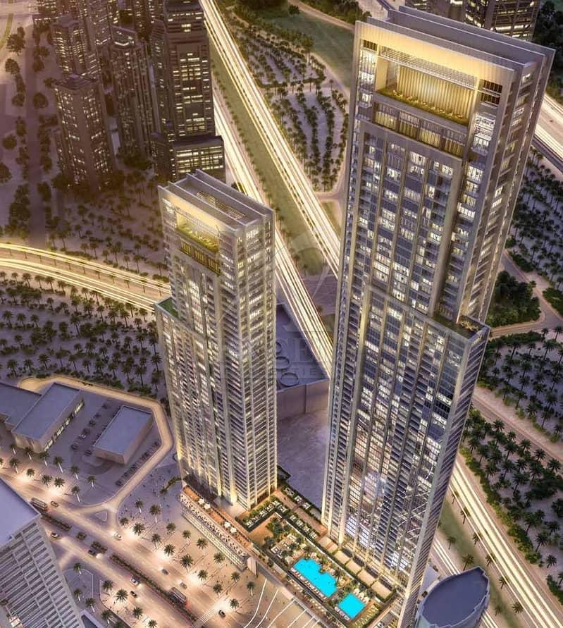 World Class Architecture | Spectacular Views | Amazing Amenities
