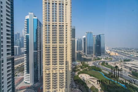 1 Bedroom Flat for Rent in Jumeirah Lake Towers (JLT), Dubai - Mid Floor   close to Metro   Well Maintained