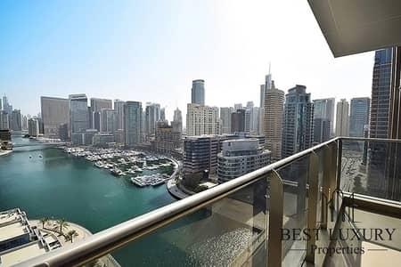 1 Bedroom Apartment for Sale in Dubai Marina, Dubai - Luxury Furnished|Brand New|Marina View