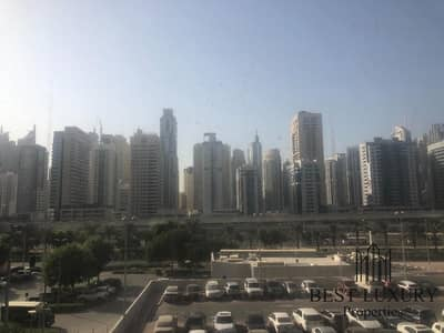 Studio for Rent in Jumeirah Lake Towers (JLT), Dubai - Close to Metro | Well Maintained | Chiller Free