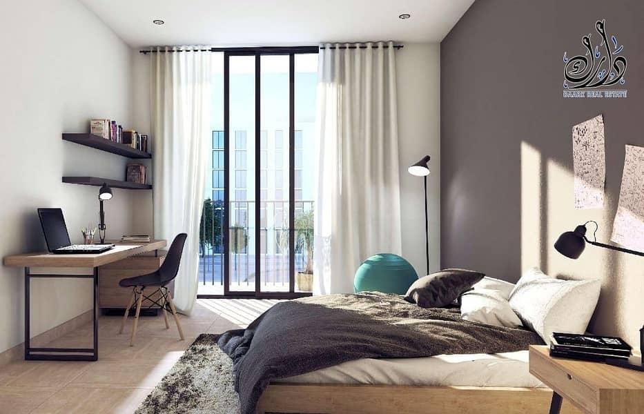 2 A PARTNERSHIP BETWEEN EMAAR & ARADA - vida residences 10% down payment