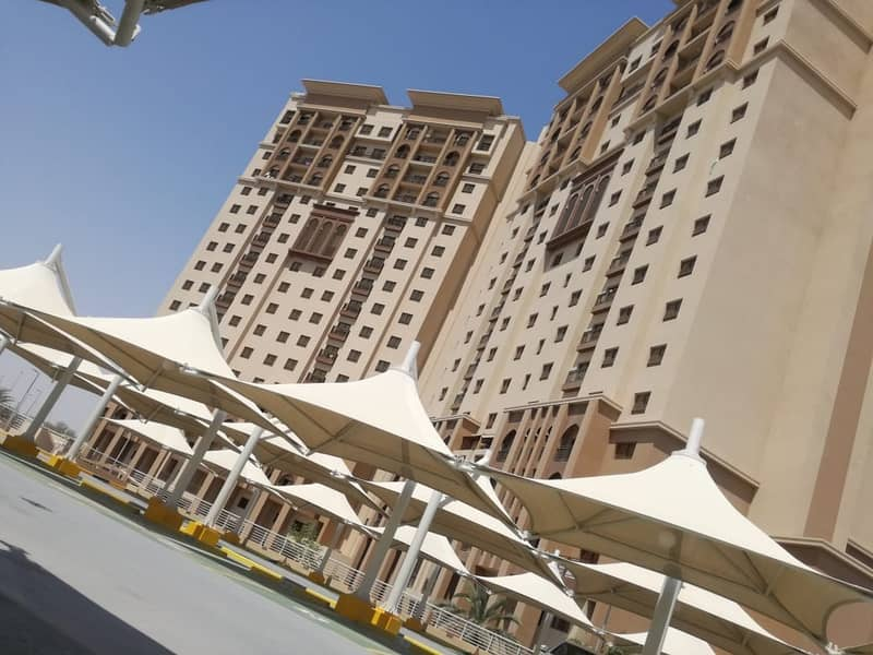 2 Bedroom Hall 60K Pool Gym Parking Mussafah Abu Dhabi