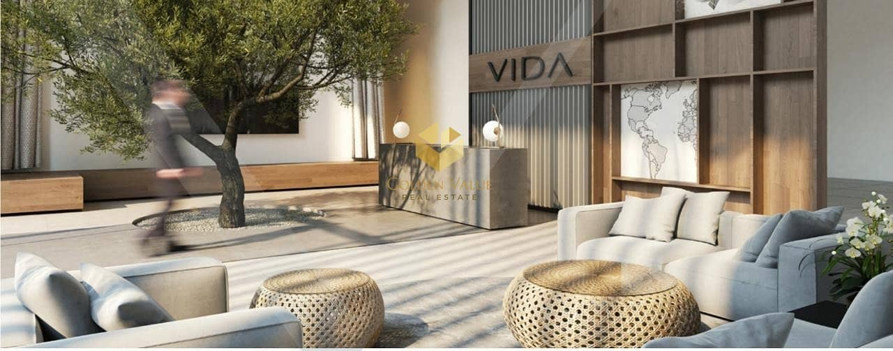 2 Now Luxury VIDA  lifestyle in Heart Of Sharjah - Easy Instalment - Secure Investment