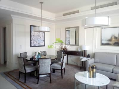 2 Bedroom Hotel Apartment for Sale in Downtown Dubai, Dubai - 2 Bed