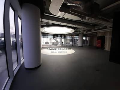 معرض تجاري  للايجار في الخالدية، أبوظبي - Ready showroom For all uses   With office