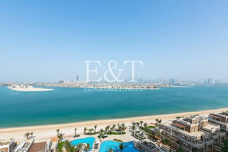4 Bedroom Penthouse for Sale in Palm Jumeirah, Dubai - Upgraded Penthouse|No Service Fees for 4 Years