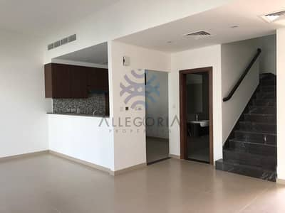 3 Bedroom Townhouse for Rent in Mudon, Dubai - Type B| Middle unit | Back to Back