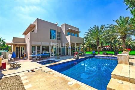فیلا 3 غرف نوم للايجار في المرابع العربية، دبي - Private Pool   Ginormous plot   Type 6