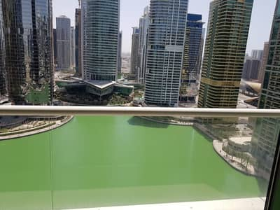 2 Bedroom Flat for Sale in Jumeirah Lake Towers (JLT), Dubai - EXCELLENT 2 BHK NEXT TO METRO FULL LAKE VIEW HIGH FLOOR BEST PRICE