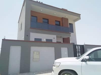 3 Bedroom Villa for Sale in Al Yasmeen, Ajman - Brand New 3 Master Bedrooms Hall Plus Majlis With 5 washrooms Villa Available for Sale, Price    10,50,000    Al Yasmeen    Ajman, UAE