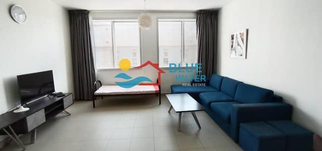فلیٹ 1 غرفة نوم للايجار في منطقة النادي السياحي، أبوظبي - Furnished 1 BR with Parking  Near Abudhabi Mall