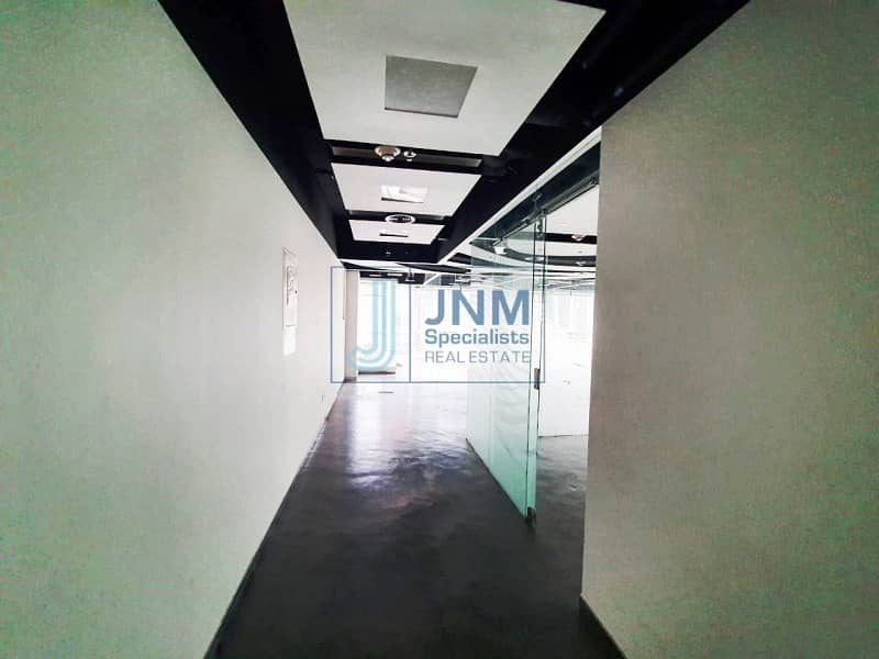 2 Fitted  Office Space in JBC w/ Full Lake View