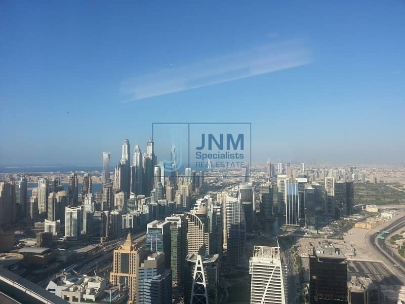 17 Fitted  Office Space in JBC w/ Full Lake View