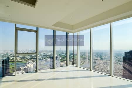 6 Bedroom Penthouse for Rent in Jumeirah Lake Towers (JLT), Dubai - Live Luxury | Only One Full Floor Penthouse for Rent
