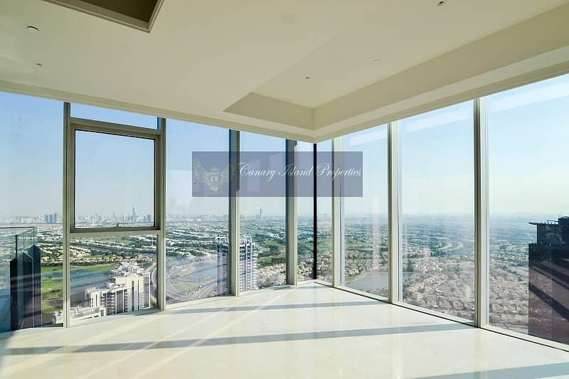 2 Live Luxury | Only One Full Floor Penthouse for Rent