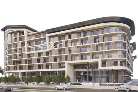 2 Bedroom Flat for Sale in Masdar City, Abu Dhabi - A Cozy and Efficient Unit Perfect For You