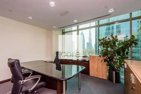 Office for Rent in DIFC, Dubai - Semi Furnished | Prime Location | Parking