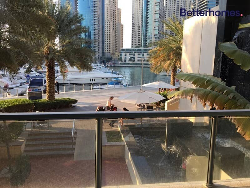 24 Full Marina View l Study Room l Unfurnished