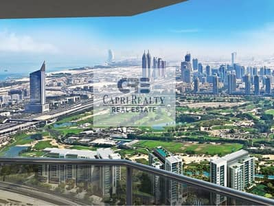 3 Bedroom Apartment for Sale in Jumeirah Lake Towers (JLT), Dubai - Pay 50% till 2023| Balance Mortgage| Golf view