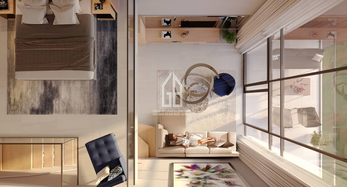 2 LUXURY 1BHK LOFT APARTMENT l DECEMBER 2020 HANDOVER  l  BOOK NOW WISTH US DIRECT FROM DEVELOPER l NO COMMISSION