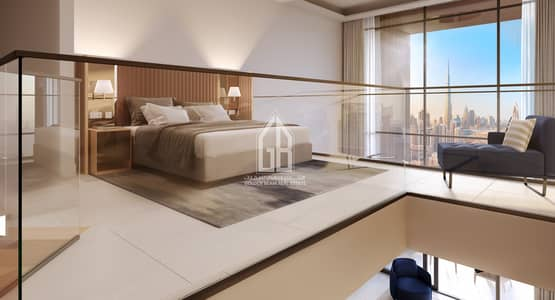 1 Bedroom Apartment for Sale in Business Bay, Dubai - LUXURY 1BHK LOFT APARTMENT l DECEMBER 2020 HANDOVER  l  BOOK NOW WISTH US DIRECT FROM DEVELOPER l NO COMMISSION