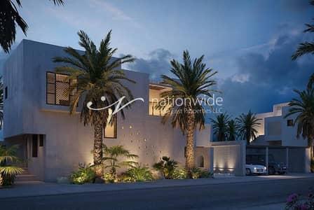 فیلا 5 غرف نوم للبيع في الجرف، أبوظبي - A Stunning Villa with World-class Facilities