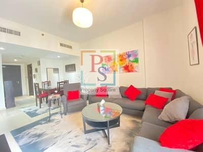 فلیٹ 1 غرفة نوم للايجار في جزيرة الريم، أبوظبي - Fully Furnished ! Remarkably Beautiful  Apt W/D Balcony