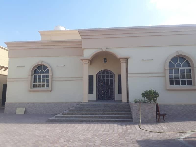 Villa for rent in ajman al raqaib