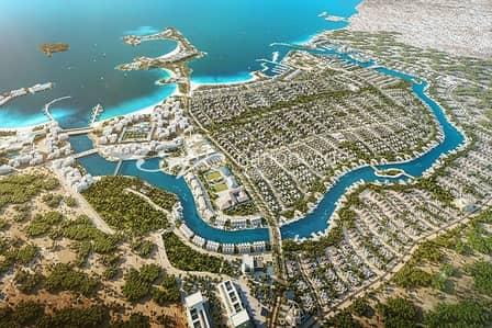 ارض سكنية  للبيع في الجرف، أبوظبي - A Huge Land Plot With Serene Surroundings