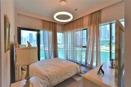 فلیٹ 1 غرفة نوم للبيع في أبراج بحيرات الجميرا، دبي - Cheap but LUXURY 1BR Apt | Affordable |  Handover Soon