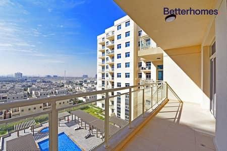 شقة 2 غرفة نوم للبيع في الفرجان، دبي - Pool View | High Floor | Kitchen Appliances