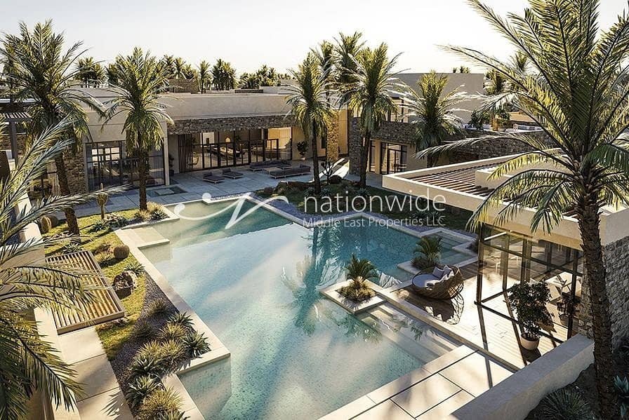 2 Escape From The Hustle & Bustle w/ This Villa