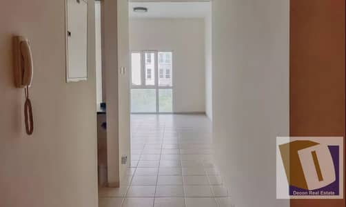 Studio for Rent in Discovery Gardens, Dubai - Well Maintained Studio in Mogul Cluster