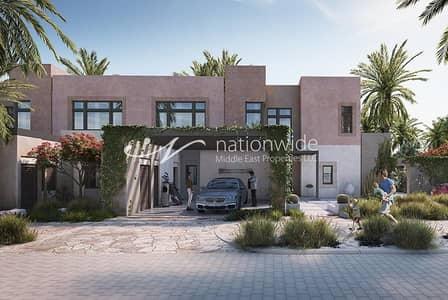 2 Bedroom Villa for Sale in Al Jurf, Abu Dhabi - Semi-detached Villa Filled w/ Life & Fortune