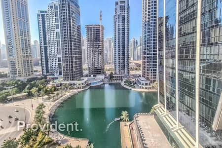 Office for Sale in Jumeirah Lake Towers (JLT), Dubai - Amazing Lake View - Vacant - Great Tower in JLT