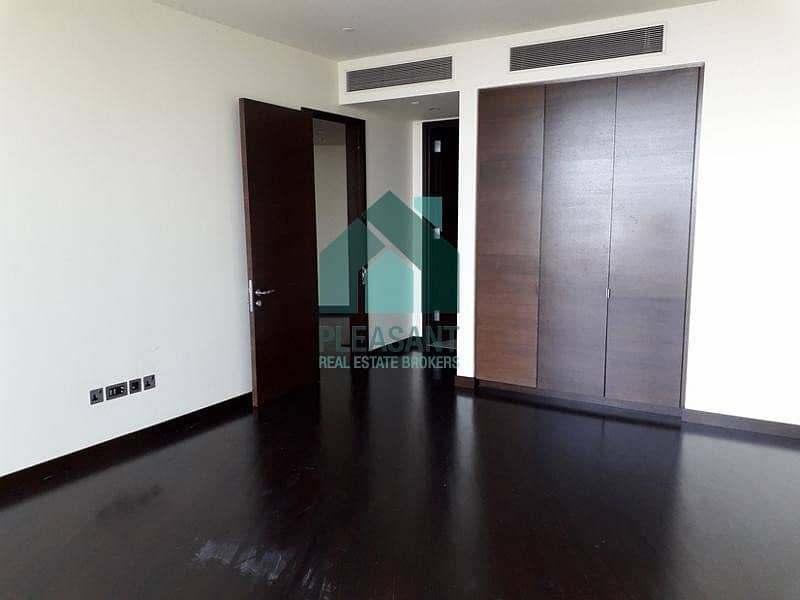2 Luxurious 2 Bedroom Plus Maids with Fountain View